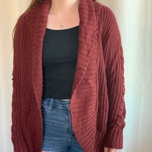 Super comfy oversized sweater!